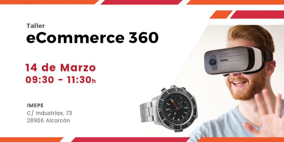 eCommerce 360 en Alcorcón