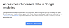 Can't connect Google Analytics to Search Console aka webmaster Tools? Click this
