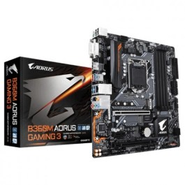 Gigabyte B360M AORUS GAMING 3 Intel 8th Gen Motherboard With RGB Fusion 2.0
