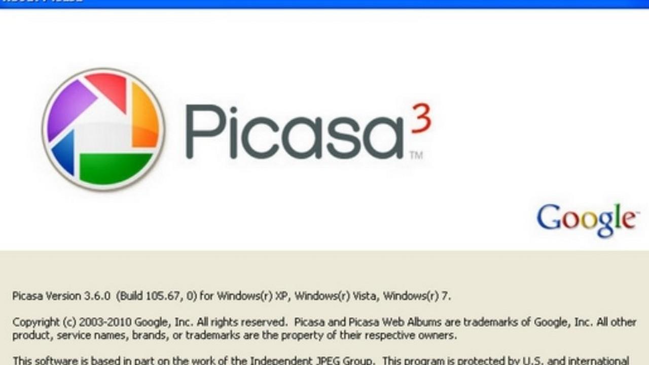 Picasa for Windows