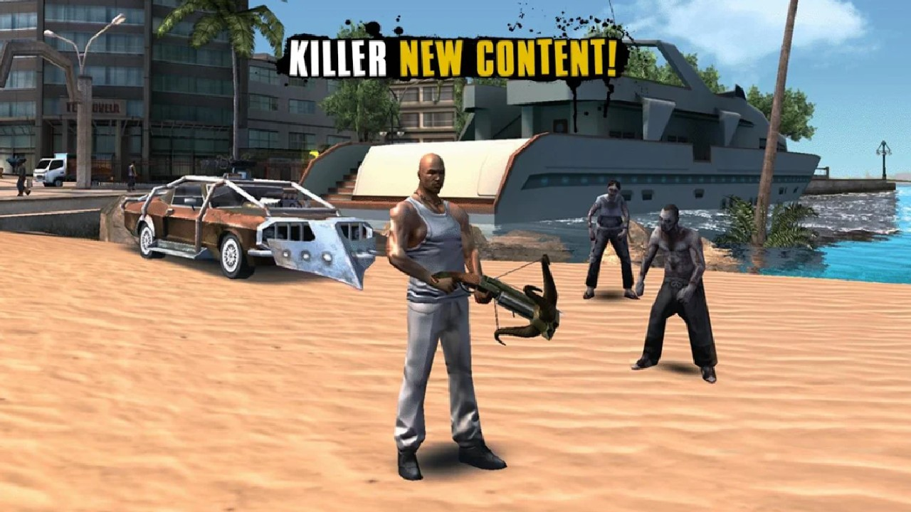 Gangstar Rio: City of Saints for Android