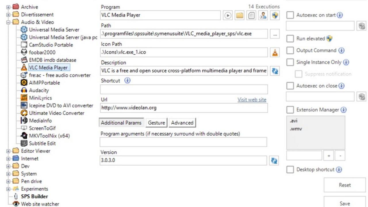 SyMenu for Windows