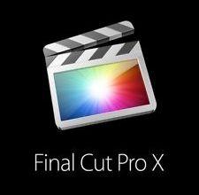 Final Cut Pro software logo