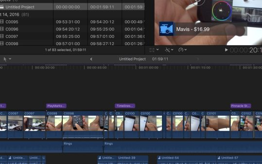 New Features of Final Cut Pro latest version