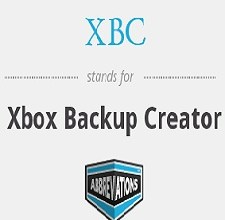 XBOX Backup Creator logo