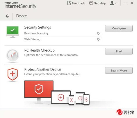 Trend Micro Internet Security Serial Number 2021 Free Download
