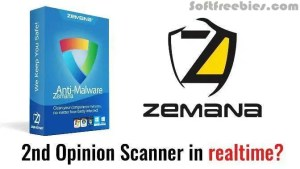 Zemana AntiMalware Premium License Key Free 2020 1 Year
