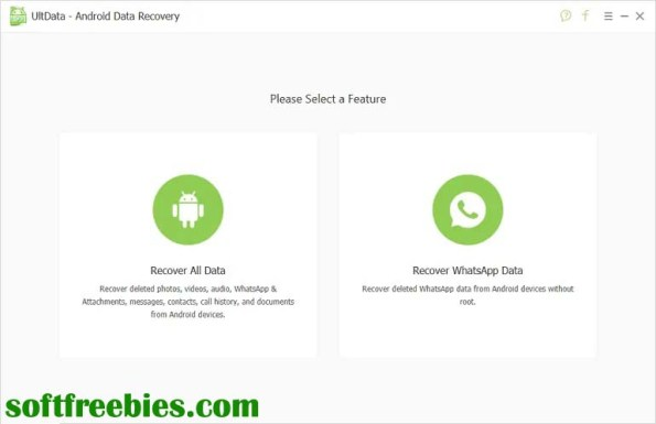 Tenorshare UltData for Android License Key Free 1 Year