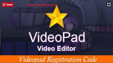 VideoPad Video Editor 6.30 Crack-crackfax