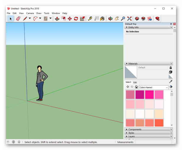 Google SketchUp Pro 2018 Full Version