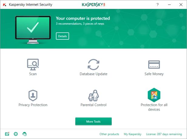 Kaspersky Internet Security 2018 Full Version