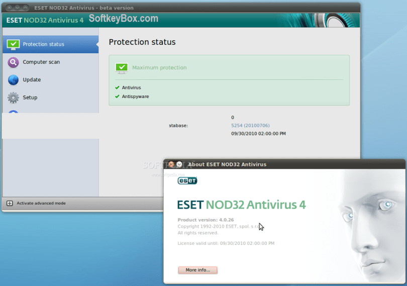ESET NOD32 Antivirus Crack Updated Here
