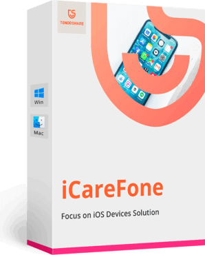 Tenorshare iCareFone [6.0.6] Crack With Serial Key