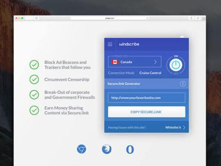 Windscribe VPN Premium keygen