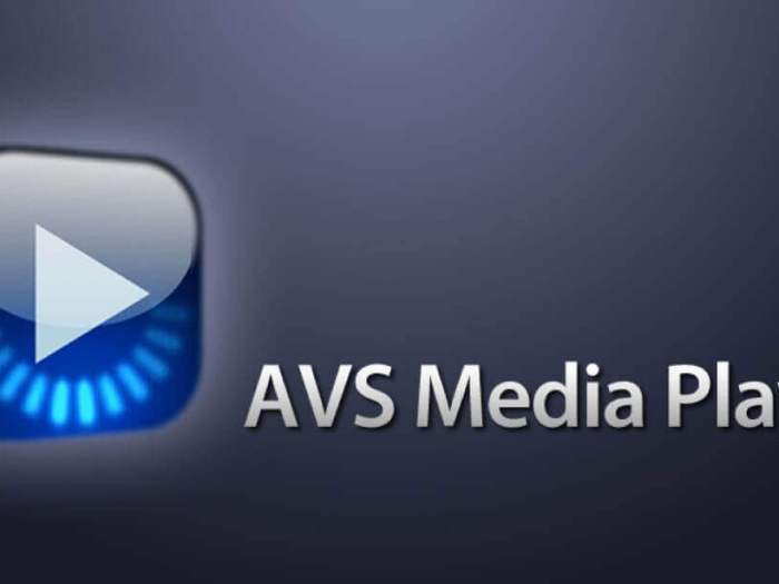 AVS Media Player [5.2.1.138] With Crack 2020 Download