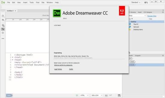 Adobe Dreamweaver 21.0.0.15392 Crack 2021 Free Download