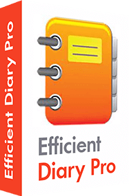 Efficient Diary Pro 5.60 Build 559 Crack + keygen Free Download