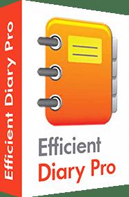 Efficient Diary Pro 5.60 Build 559 Crack + keygen Free Download