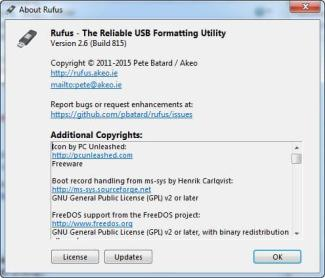 Rufus 3.12.1710 Bootable USB Flash Drive Latest Download