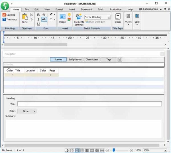 Final Draft 11.1.4 Build 90 Crack + Keygen 2021 Free Download
