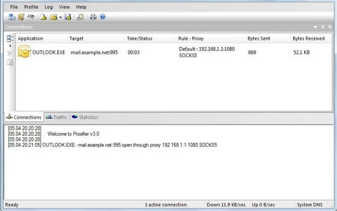 Proxifier 4.03 With Crack + Serial Key Free Download 2021 Latest