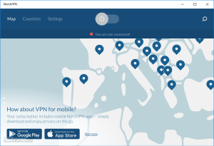 NordVPN 6.33.10.0 Crack With Torrent Latest Version 2021 Download