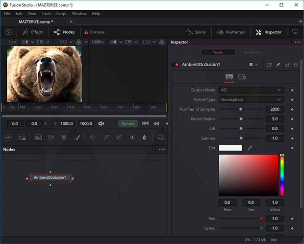 Blackmagic Design Fusion Studio 17.1 Build 43 Free 2021