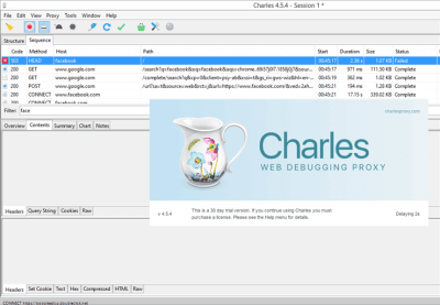 Charles Proxy 4.6.2.7 Crack With License Key 2021 Download