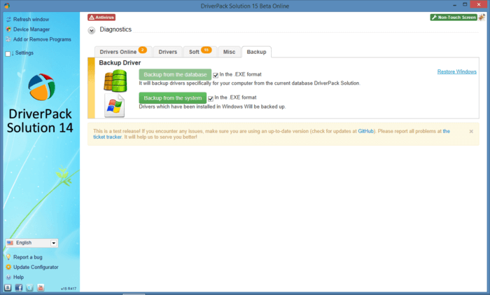 driverpack solution for windows 8 free download