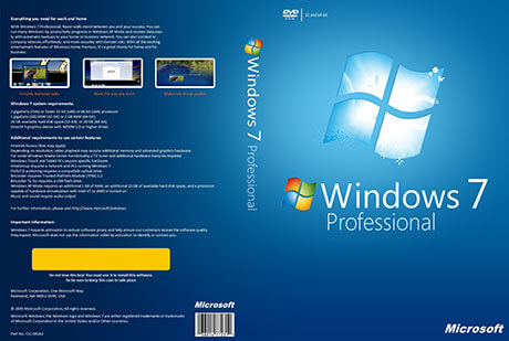 Windows 7 Professional Full Version Free Download