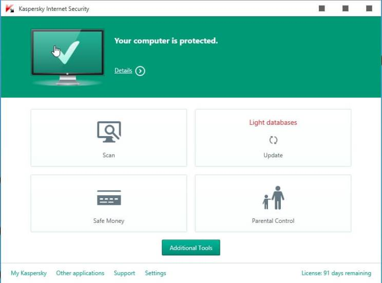 DOWNLOAD KASPERSKY ANTIVIRUS 2016