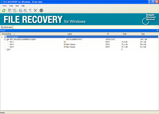 data recovery software with crack for windows 7