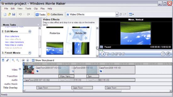 download windows 7 movie maker software