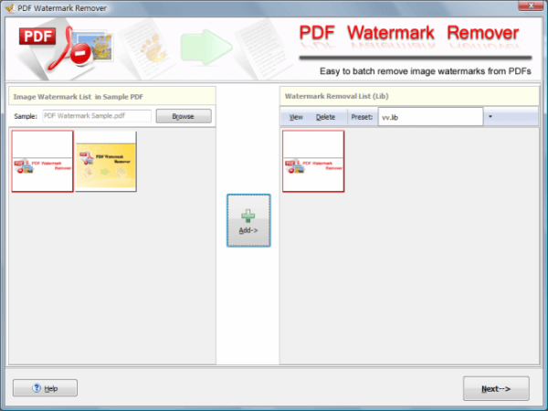 PDF Watermark Remover Free Download - Softlay