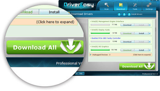 Step 3 Driver easy version 4.9