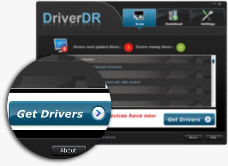 Get the drivers Screenshot 2
