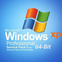 Windows XP Professional 64 Bit ISO Free Download [SP3] - Softlay