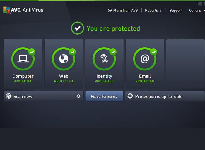 avg Antivirus 2016