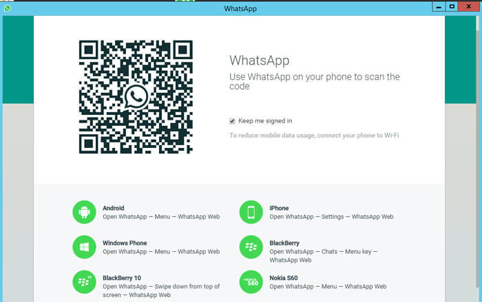 whatsapp web for pc windows 7 free download software