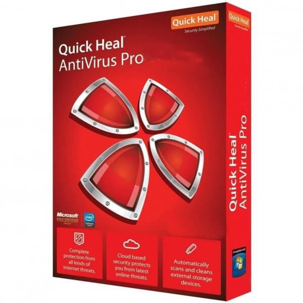 Quick Heal AntiVirus Pro 2019 Latest Version Related Applications
