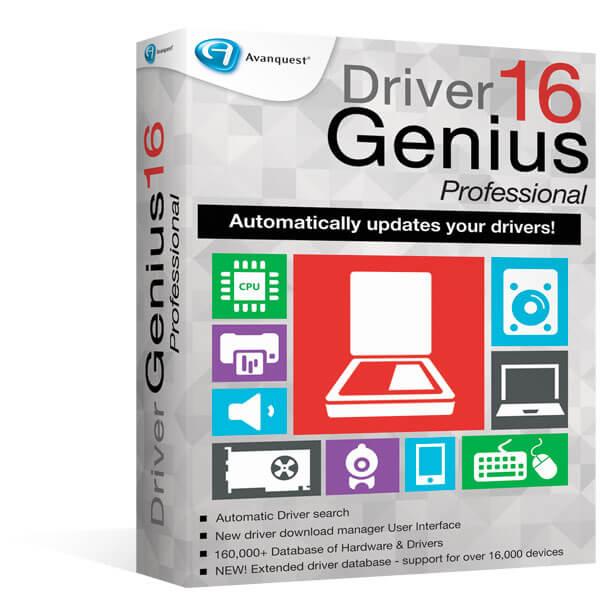 Driver Genius Professional 16 Download