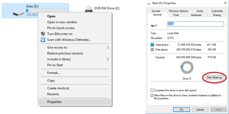 How To Delete Junk Files in Windows 10/7 With Junk File Cleaner