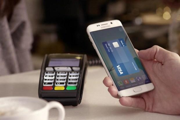 Samsung платежный сервис Samsung Pay заработает 20 августа
