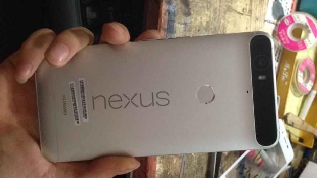 Nexus от Huawei станет первым смартфоном Google со 128 ГБ памяти