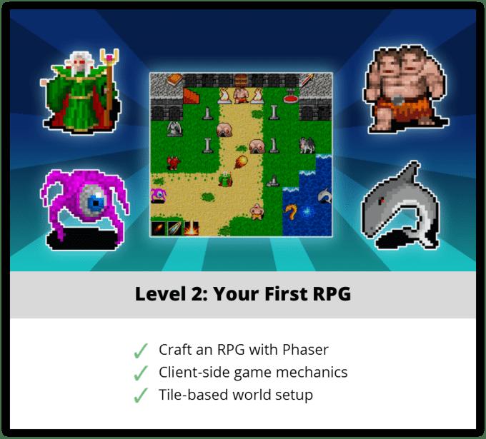 MMORPG-Level-2