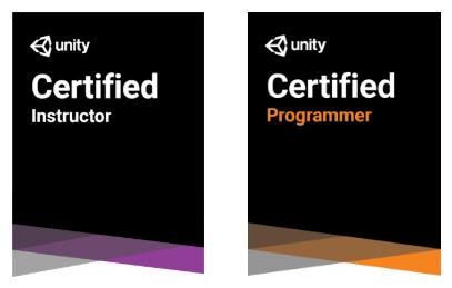 unity-certificate