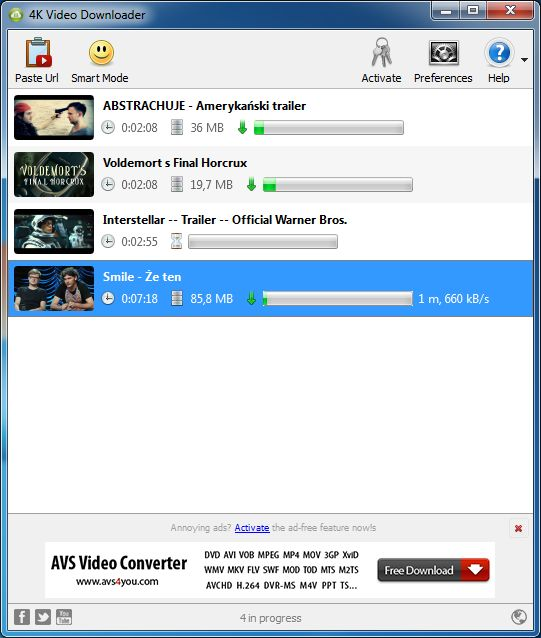 4K Video Downloader 3 6 1 17 Crack + P2P is Here! [LATEST