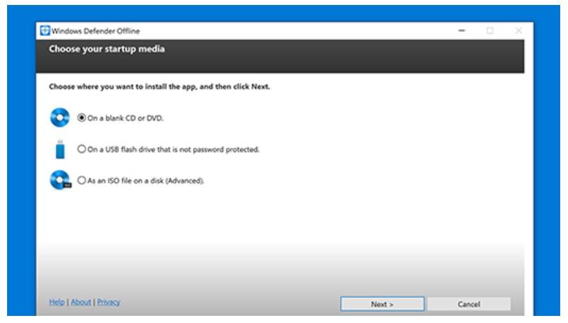 Windows Defender for Windows
