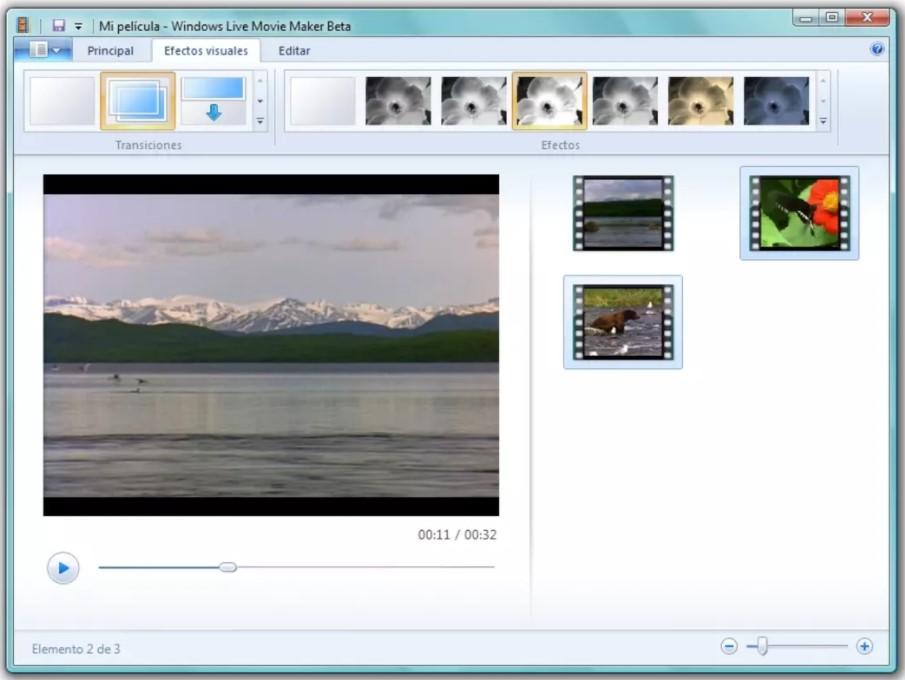 Windows Live Movie Maker for Windows
