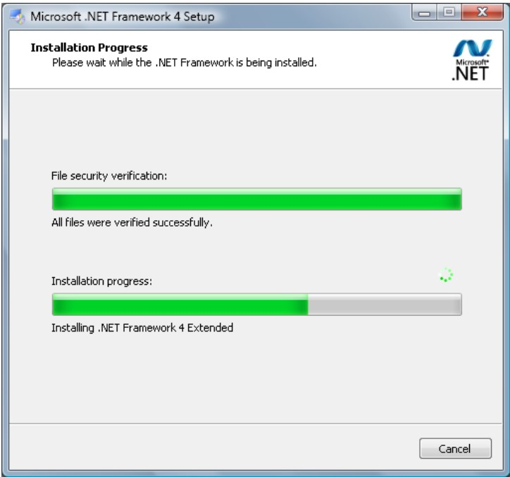 .NET Framework (4) for Windows